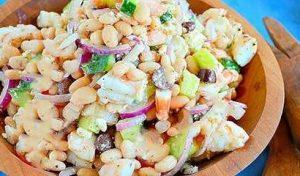 ارزش غذایی لوبیا چیتی