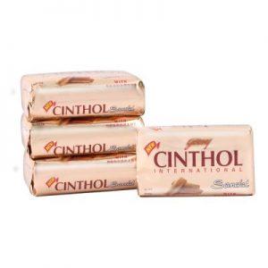 طریقه مصرف صابون سینثول